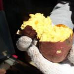 美味しい焼き芋は、栄養価も高いです(*^_^*)