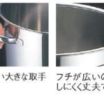 きれいな鍋で作ると、さらに美味しそうに見えますよね(^v^)